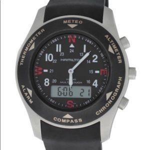 Hamilton Khaki Multi-Touch Watch